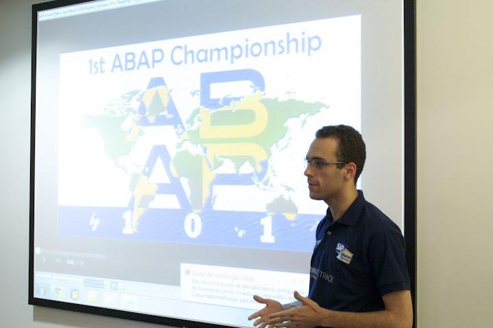 Fabio Pagoti - ABAP Championship