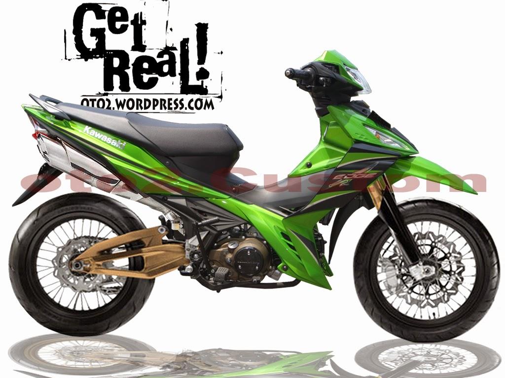 Modif Motor Jupiter Mx Jadi Trail