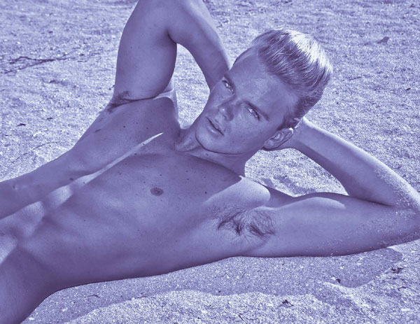 Greg Grosheim @ Elite Miami by Scott Teitler, 2011.  Groomed + styled by Hollis Hankins