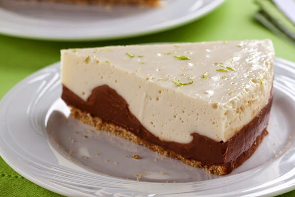 Torta de Chocolate Meio Amargo
