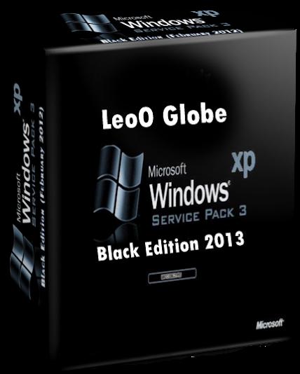 windows xp black edition blogspot background