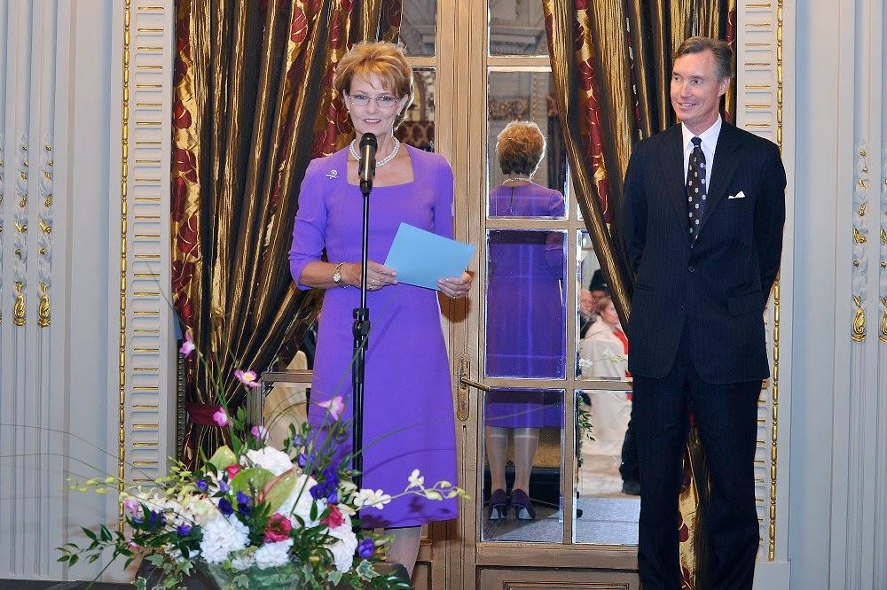 Principele Guillaume de Luxemburg, oaspetele Familiei Regale a României