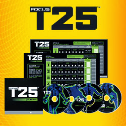 fill me with meaning: Focus T25: Speed 3 0