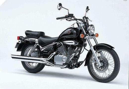 Free Rider Suzuki Gn 125 X Intruder 125