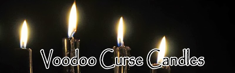 Voodoo Curse Candles