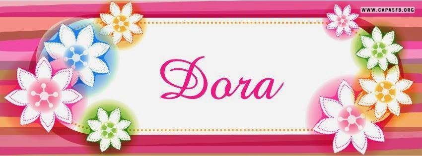 Capas para Facebook Dora