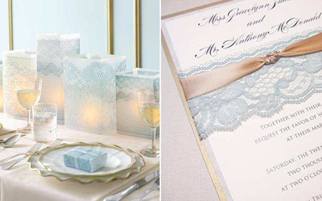 Martha Stewart Wedding Invitation: Belle The Magazine . The Wedding Blog For The Sophisticated Bride