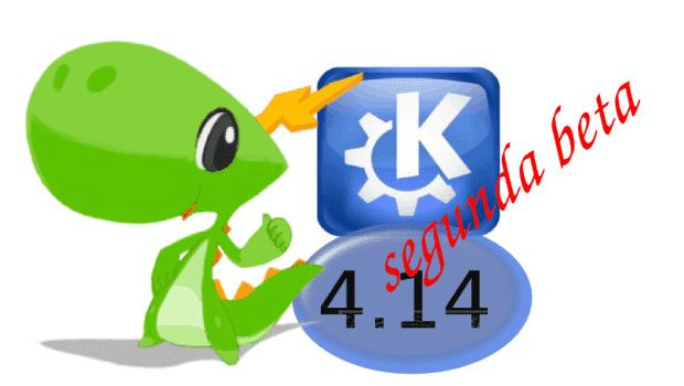 Disponible la segunda beta de KDE 4.14 Aplicaciones y plataforma