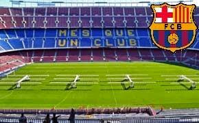 Fc Barcelona Stadium visit