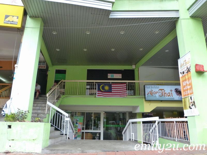 budget hotel Bukit Bintang