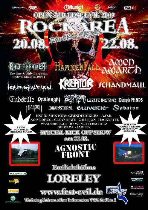 Rock Area Festival 2009