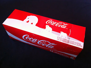 Coca Cola - Polar Bear White Can
