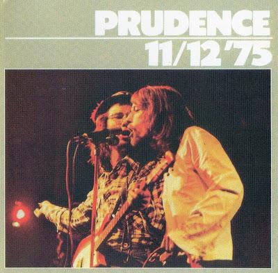 Prudence ~ 1976 ~ 11-12'75