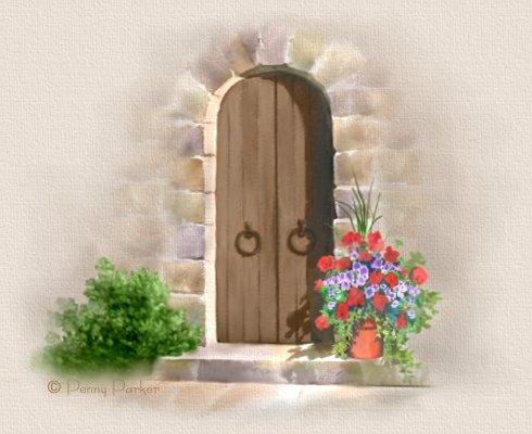 A Porta [Reflexão]