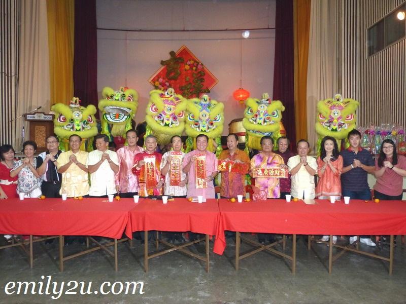 Ipoh Chin Woo Chinese New Year celebration