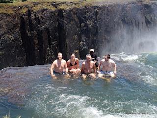 26 Victoria Falls, Zambia Oct14