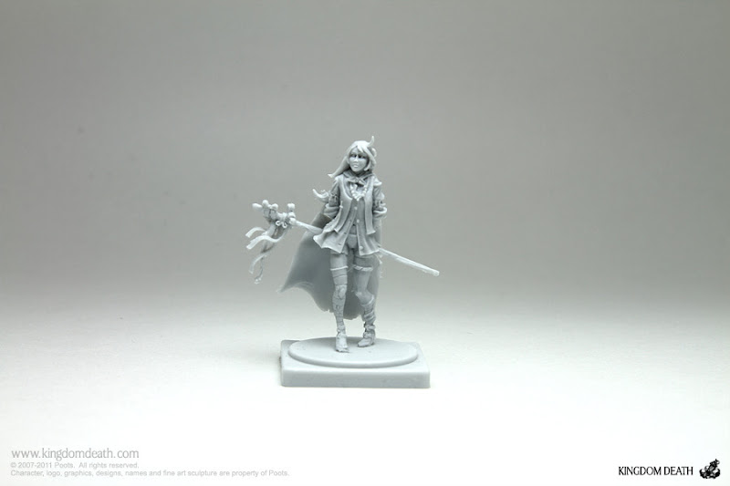 kingdom death character savior