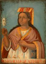 Goddess Mama Ocllo Image