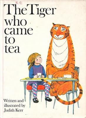 Чаепитие с тигром