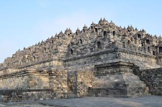 Borobudur And Prambanan Temples