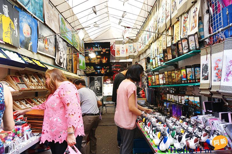 旺角景點,女人街.旺角女人街,香港女人街,香港女人街必買,香港-7