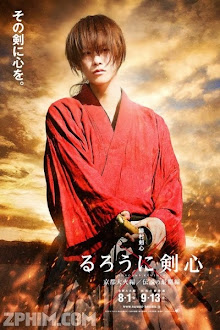 Đại Hỏa Kyoto - Rurouni Kenshin: Kyoto Inferno (2014) Poster