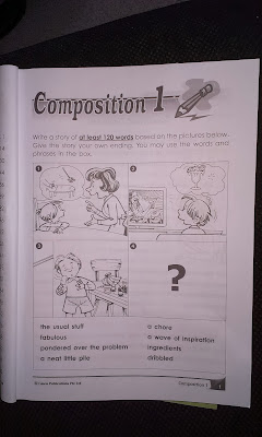 The traditional composition question