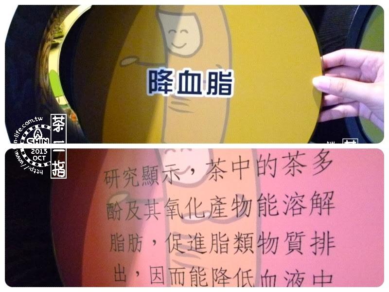 茶葉功效解說遊戲~茶二指