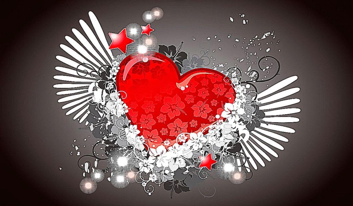 3d Love Valentines Days Wallpaper Wallpaper Background Gallery