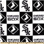 Chicago White Sox (blocks) Cloth Diaper