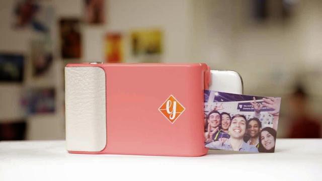Prynt, a capa impressora de fotografias instantâneas para smartphones