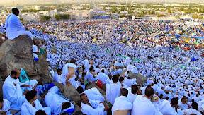 Wukuf Dipadang Arafah
