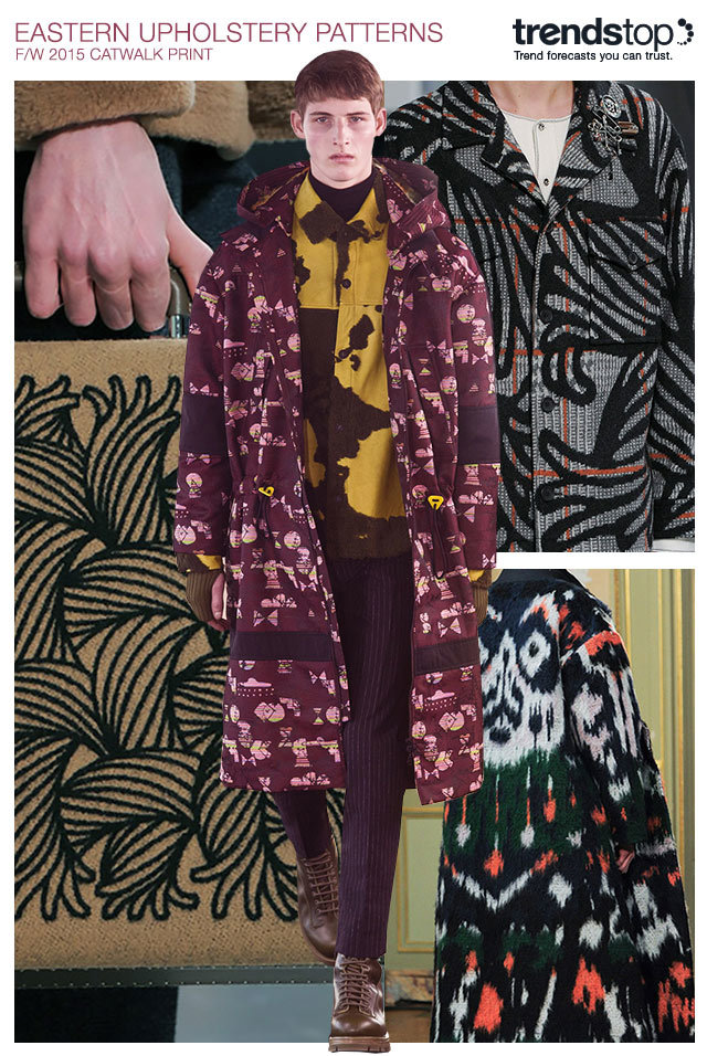 Exotic Prints - F/W 2016 -16 [men's fashion]