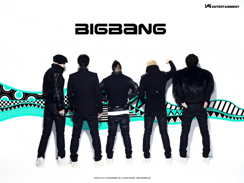 Big Bang Tonight