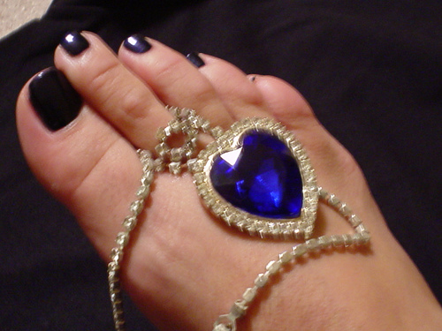 heart of the ocean famous movie jewelry