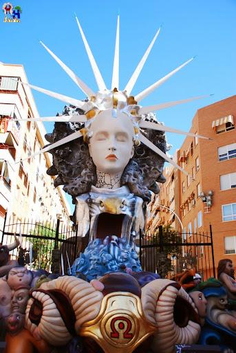 Hoguera 2013 La Ceramica