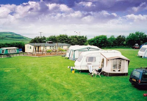Lynton Camping and Caravanning Club Site at Lynton Camping and Caravanning Club Site