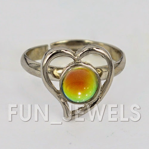 how to make a mood ring change color