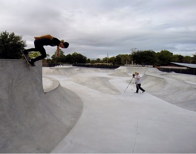 Vendetta Grip Home: Dalton Dern / Back D - Port Orange Skatepark