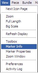 Ý Nghĩa Hộp Thoại Marker Info Trong Gerber Marker Marking 1