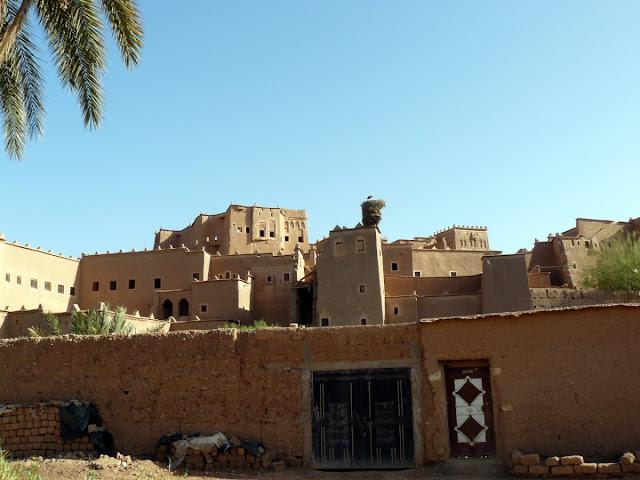 Kasbah di Taourirt a Ouarzazate