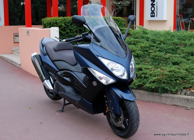 occasion yamaha xp500 t max 500 abs 2010 25350kms. Black Bedroom Furniture Sets. Home Design Ideas