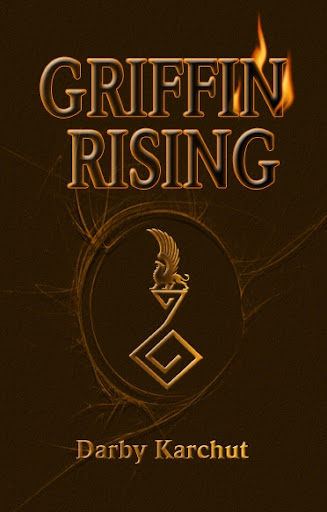Book Birthday: Griffin Rising by Darby Karchut