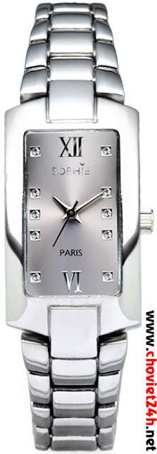 Đồng hồ thời trang nữ Sophie Elenia - LAL134