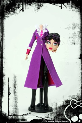 Directora Decapitada Sra. Sangrientez - Monster High