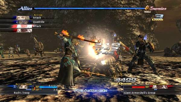 The Last Remnant-RELOADED For PC Direct Link - Game Screenshot