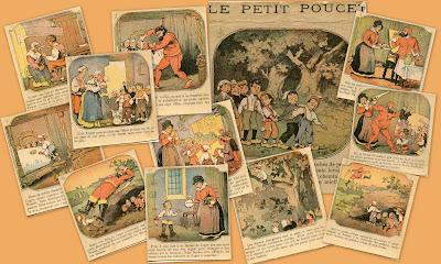 Images du petit poucet offertes par le comptoir belge du - Comptoire d electricite franco belge ...