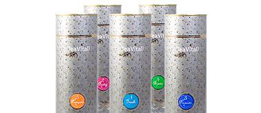 Гринвей TEAVITALL - Изысканная коллекция чайных напитков