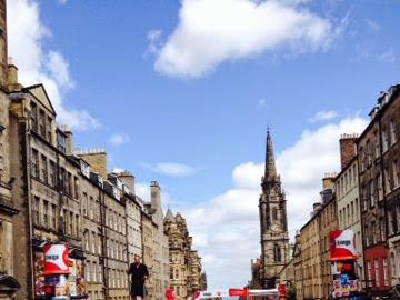 Edinburgh Fringe Festival. My Little Review