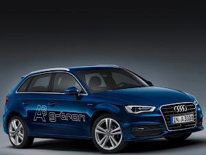 Audi A3 g-tron (cng, egas, metan, biogaz, sprężony gaz ziemny, tcng)